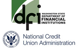 DFI and NCUA Logo