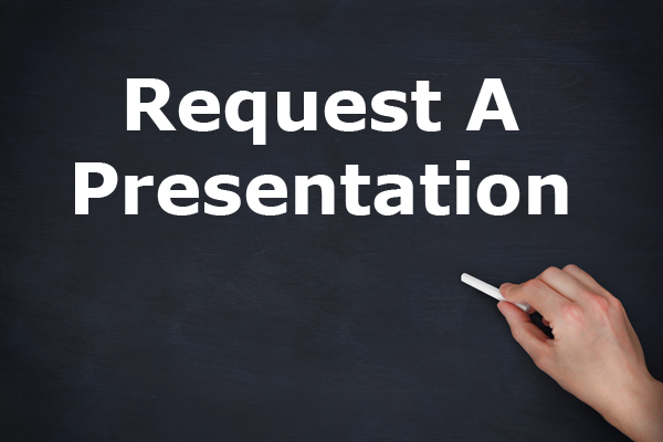 Request A Presentation Image