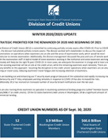 Credit Unions One Pager
